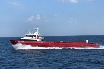 Ghost Fleet Overlord USV Completes Second Autonomous Transit To The Pacific