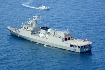 Lloyd's Register to Certify Chinese-Built Corvette for Algeria and LPD for Thailand