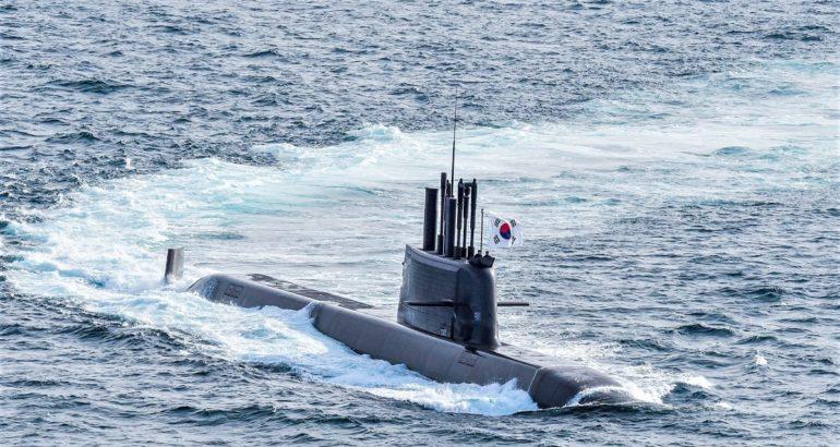 KSS-III Dosan Ahn Changho-class submarine