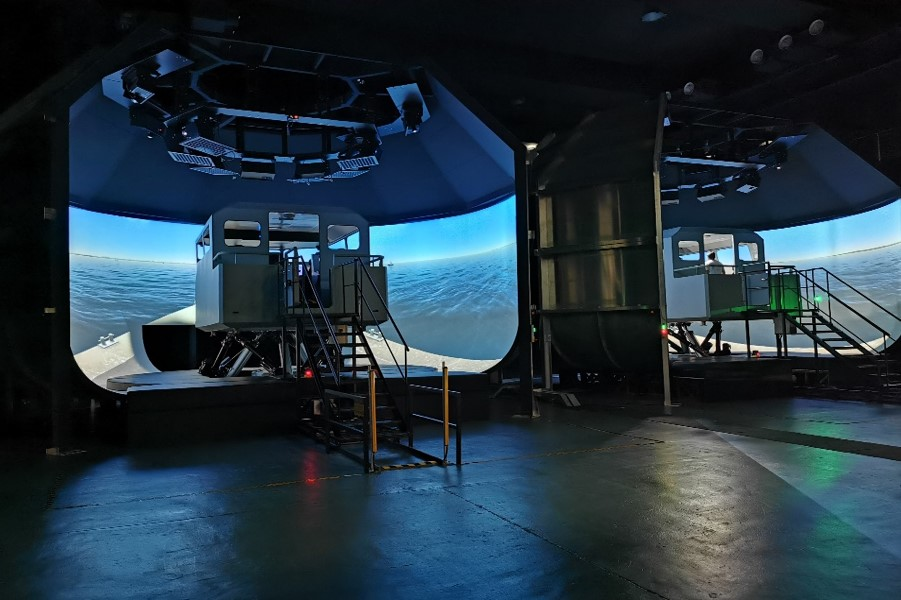 Kongsberg delivers first K-Sim Fast Craft simulators to Singapore Coast Guard