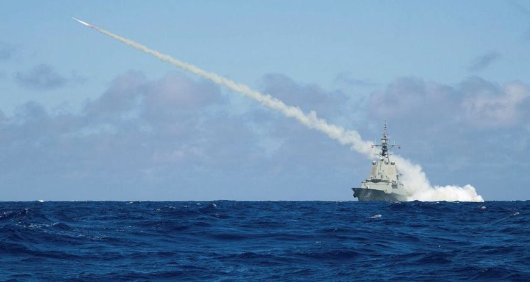 Lockheed Martin Completes Aegis Upgrades on RAN's Air Warfare Destroyers