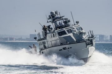 SAFE Boats contracted for Ukraine's first two Mk VI patrol boats