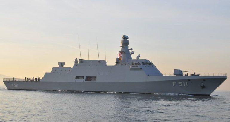 "Ada-class ""Heybeliada"" corvette"