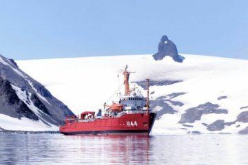 Brazilian Navy Seeking A New Antarctic Support Vessel