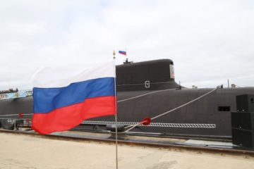 Russian Navy Commissions its first Borei-A-class SSBN 'Prince Vladimir'
