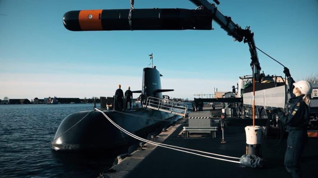 Saab Lightweight Torpedo Torped 47
