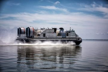 U.S. Navy's Second Ship to Shore Connector Completes Acceptance Trials