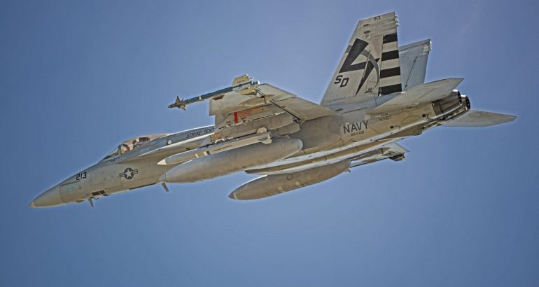 Northrop Grumman Completes First Successful AARGM-ER Missile Live Fire