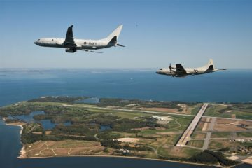 U.S. Navy Final P-3C Orion MPA Squadron Completes Transition to P-8A Poseidon