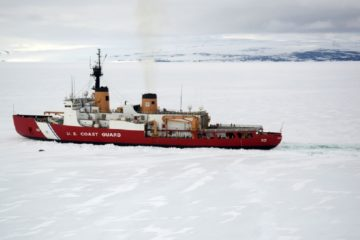 White house looking at new nuclear-powered icebreakers for the U.S. Coast Guard
