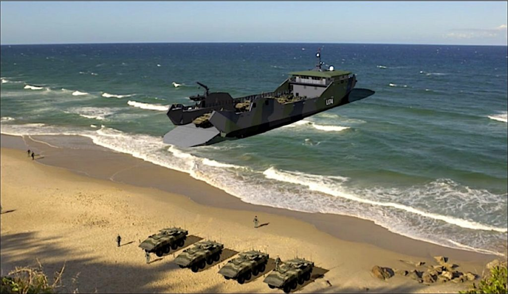 USMC Looks to Two New Ship Classes to Define Future of Amphibious Operations