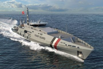 Vestdavit fulfils four-davit order for Trinidad and Tobago Coast Guard