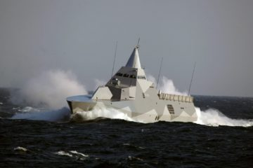 Saab Signs Two Contracts for Next Generation Corvettes for Sweden