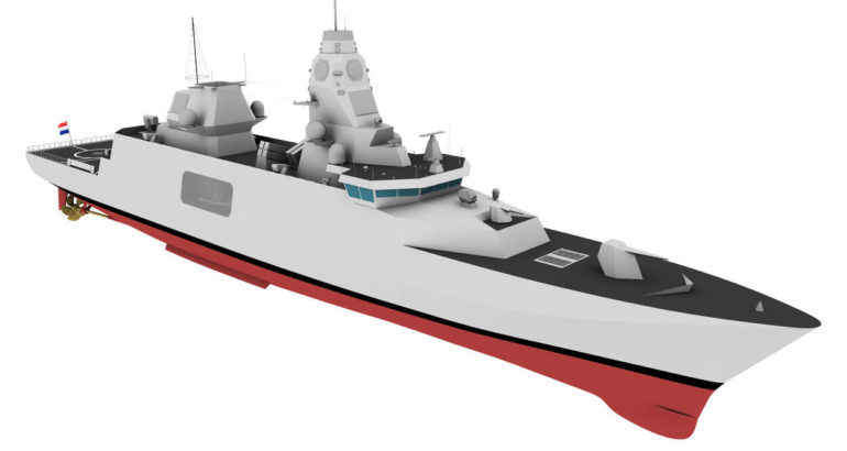 Belgian, Dutch Navies future frigate