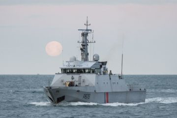 Safran to Provide EO/IR Systems for French Navy's PSP Patrol Vessels