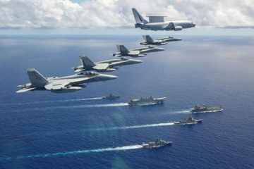 Australian Defence Force Joins Regional Deployment in the Pacific