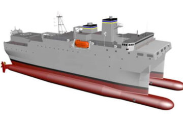 BMT to Conduct U.S. Navy T-AGOS(X) Industry Studies