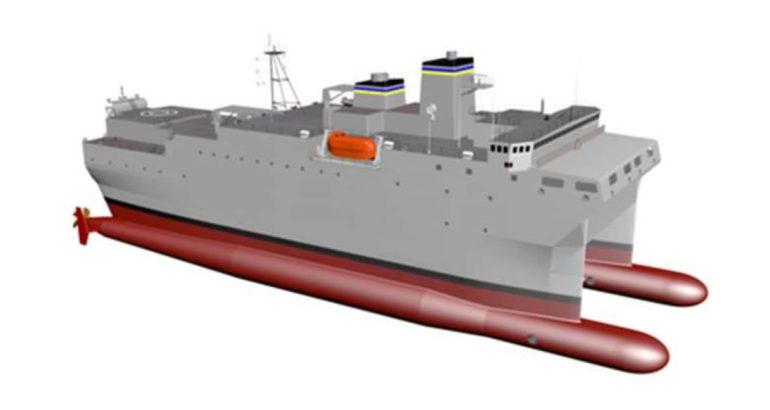 Auxiliary General Ocean Surveillance Ship T-AGOS(X)