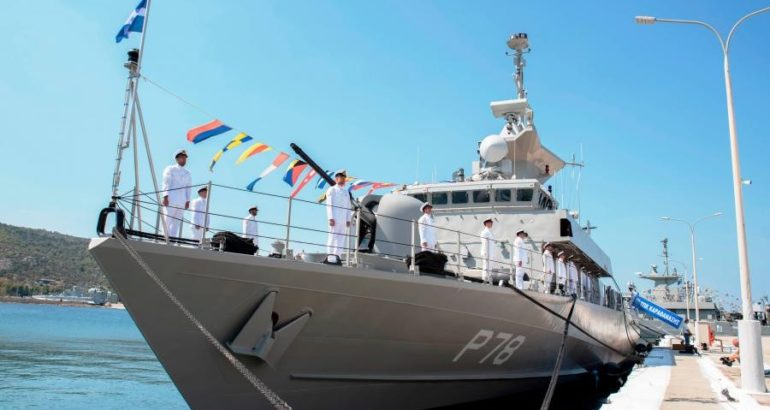 Hellenic Navy Commissioned its 6th Roussen-class FACM