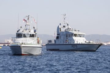 Marine Specialised Technology to Supply New Gibraltar Squadron Fast Patrol Craft