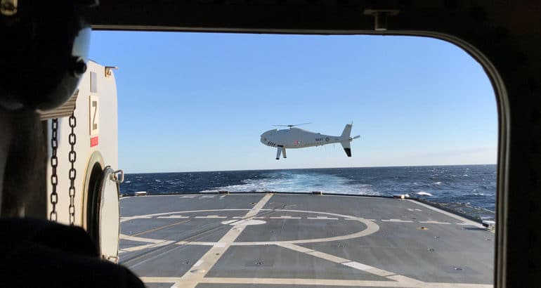 Australia Investing US$932 million in new Maritime UAS