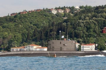 Russia Is Using Treaty Clause To Change Submarine Balance In Mediterranean