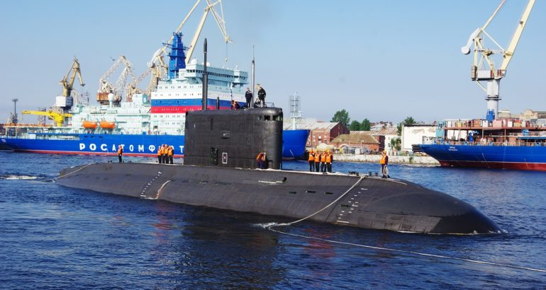 Russia's Admiralty Shipyard Completes Builder Trials of Pacific Fleet 2nd Project 636.3 Submarine