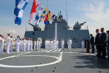 Second Project 22350 Frigate – Admiral Kasatonov – Joins Russian Navy
