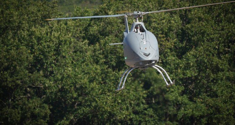 VSR700 VTOL UAV Prototype Performs First Autonomous Flight