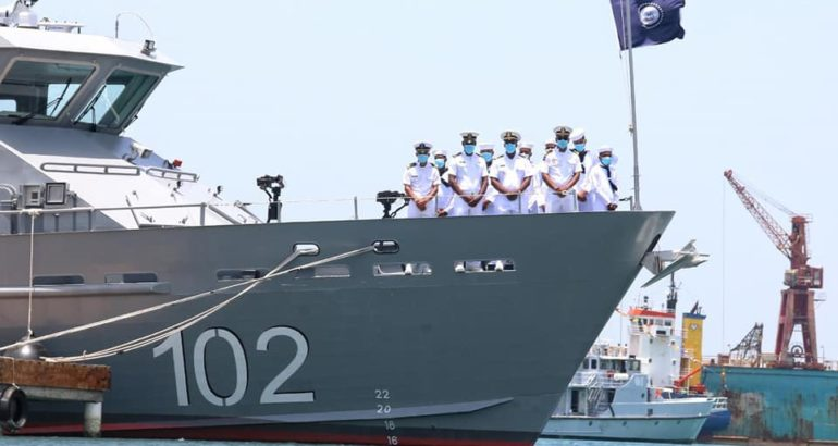 Dominican Navy Commissions First Near Coastal Patrol Vessel 1
