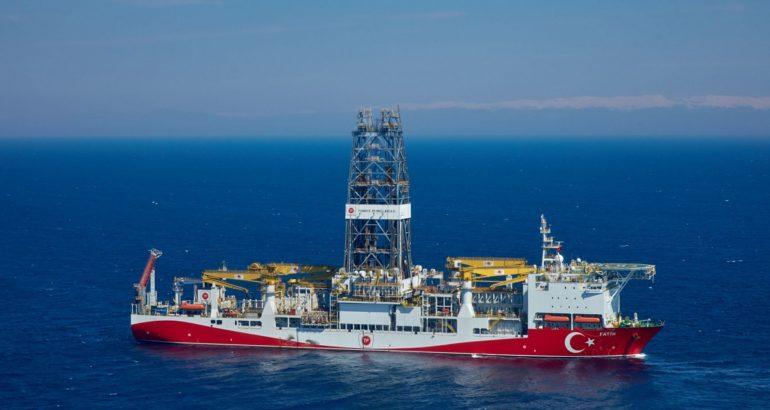 Turkish ultra deepwater drillship Fatih