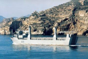 Spanish MoD Seeking Second-Hand Ro-Ro Vessel for Logistics Transport Missions