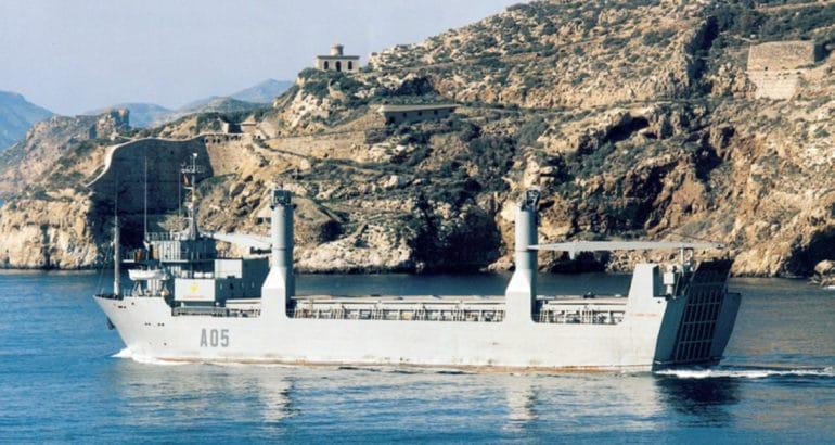 El Camino Español (A-05) Spain Spanish Navy