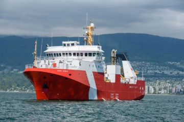 Wärtsilä delivers low-noise propulsion solutions for Canadian Coast Guard vessels
