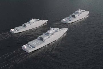 Kongsberg to supply Norwegian Coastguard vessels with SS1221 sonars