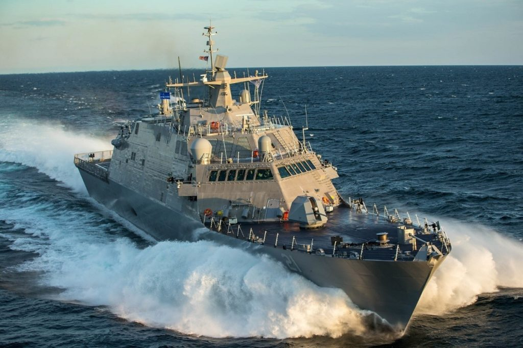 Littoral Combat Ship 21