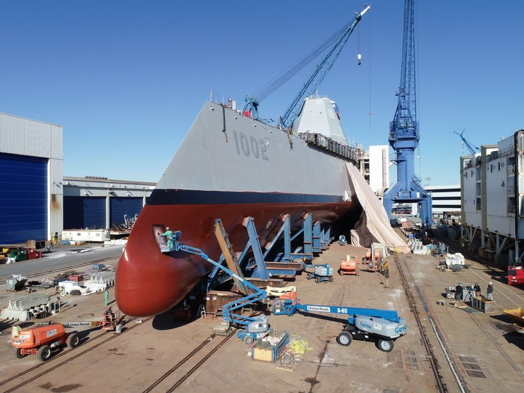 Lynn Johnson DDG 1002
