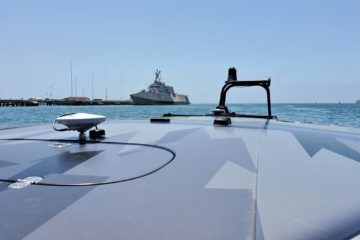 MARTAC: Accelerating Innovation in Unmanned Surface Vehicles