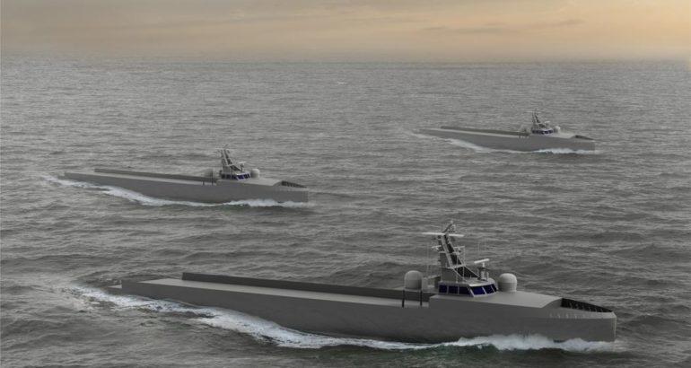 MUSV US Navy L3Harris