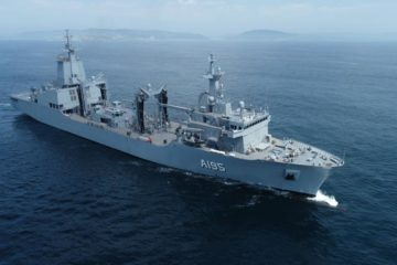 OSI IBS Included in Successful SAT for Royal Australian Navy AOR