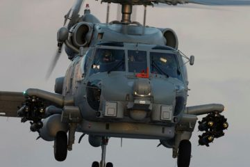 Sikorsky Australia Selected for RAN MH-60R support