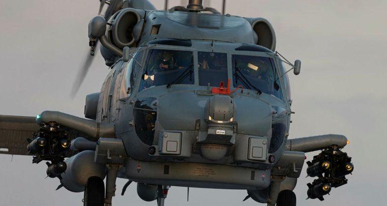RAN MH-60R