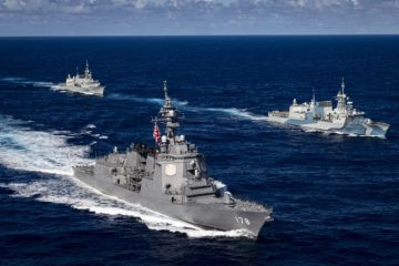 RIMPAC: Exercise Rim of the Pacific 2020 Kicks Off