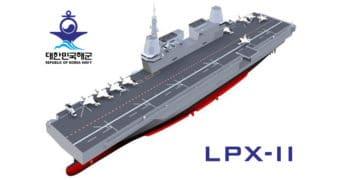 ROK Navy's LPX-II Will Be an F-35B Light Aircraft Carrier – Not an LHD