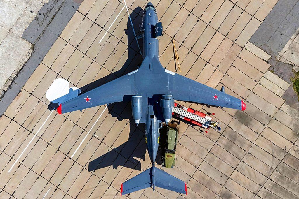 Russian Navy Be-200ES