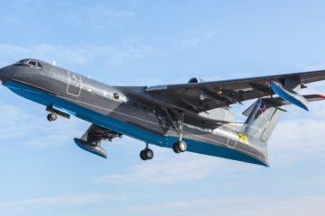 Russia to create several Be-200 amphibious aircraft units