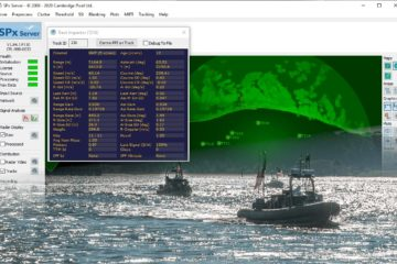 SIS and Cambridge Pixel Integrate Systems on Small and Large USVs for U.S. Navy Trials