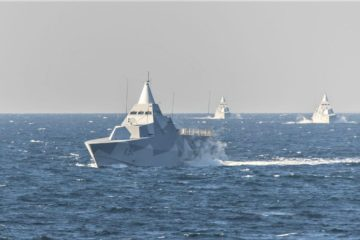 Swedish, Finnish Navies start joint exercises in the Baltic Sea