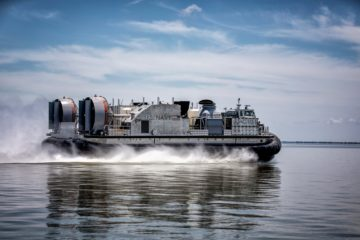 Textron Systems Delivers Second SSC to U.S. Navy