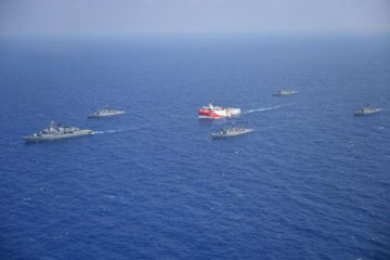France to Increase Military Presence in Eastern Mediterranean